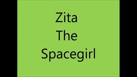 Thumbnail for entry Zita the Spacegirl