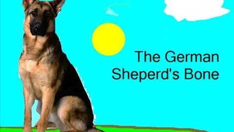 Thumbnail for entry The German Shepherd's Bone