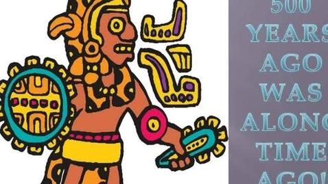 Thumbnail for entry The Aztecs- Non-Fiction Book Trailer