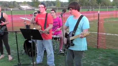 Thumbnail for entry Bonfire Band Performance September 2012
