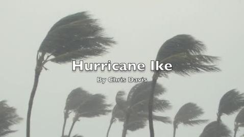 Thumbnail for entry Hurricane ike