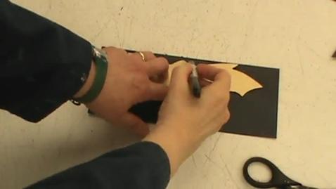 Thumbnail for entry Mrs. Hafner's Art Class, Bat 2
