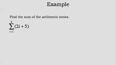 Thumbnail for entry Math 2: Complex Solutions of Quad Equat Models 15