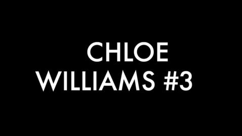 Thumbnail for entry CHLOE