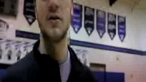 Thumbnail for entry Sportsmanship: Basketball Rivalry
