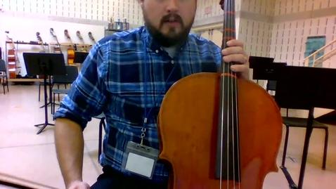 Thumbnail for entry Bonapartes Retreart part A cello 1