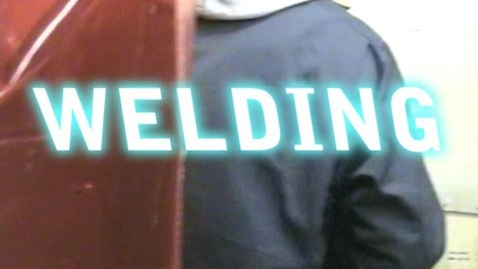 Thumbnail for entry PSA Welding Elective