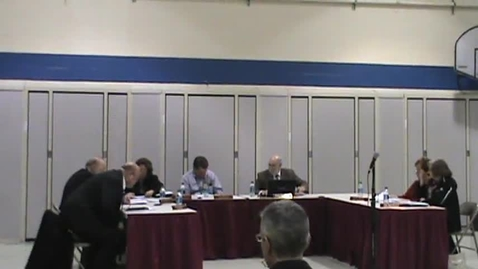 Thumbnail for entry BOE Meeting, March 2, Part 4