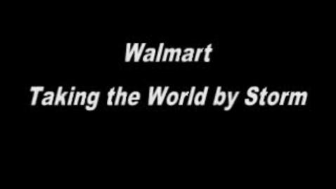 Thumbnail for entry Cade Dawn, Walmart