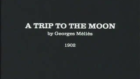 Thumbnail for entry A Trip to the Moon