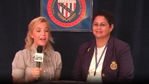 Thumbnail for entry NDP Winner Lisa Primas of Nevada