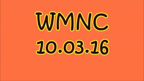 Thumbnail for entry WMNC 10.03.16