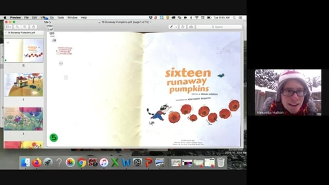 Thumbnail for entry Sixteen Runaway Pumpkins.mp4