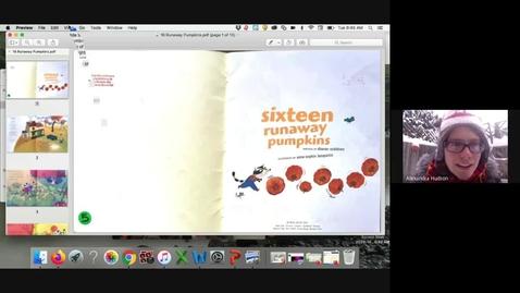 Thumbnail for entry Sixteen Runaway Pumpkins.mp4