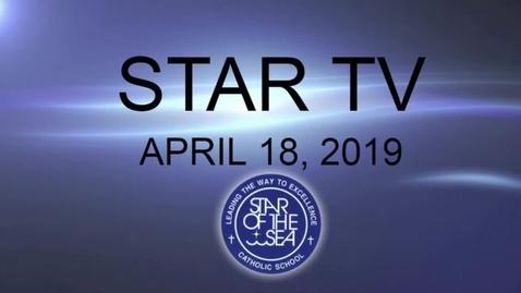 Thumbnail for entry STAR TV News (April 2019)
