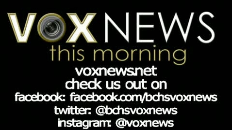 Thumbnail for entry VOX News this Morning for Wednesday, January 27, 2016