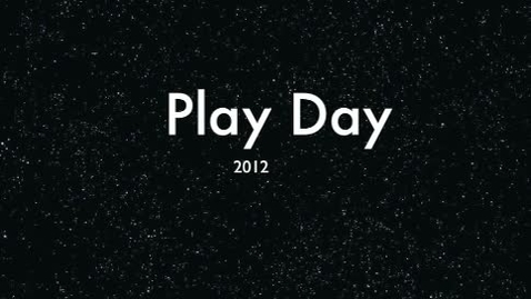 Thumbnail for entry Mission Playday 2012