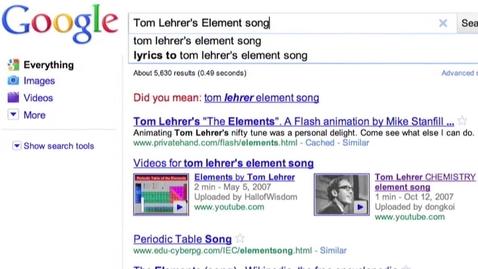 Thumbnail for entry Google Demo Slam: Instant Elements