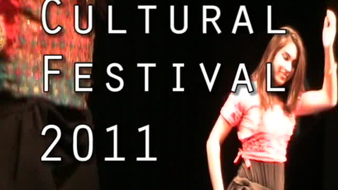 Thumbnail for entry Culture Festival 2011