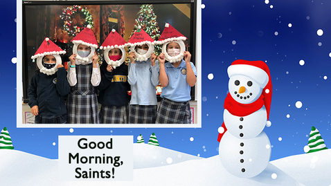 Thumbnail for entry Saints @ 8 - December 15, 2020