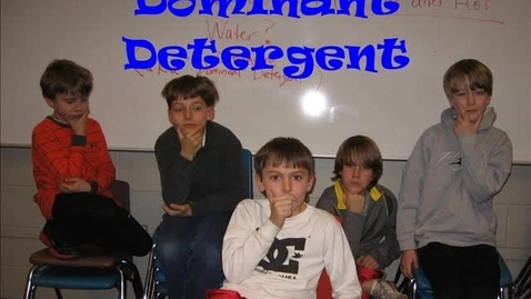 Thumbnail for entry Dominant Detergent