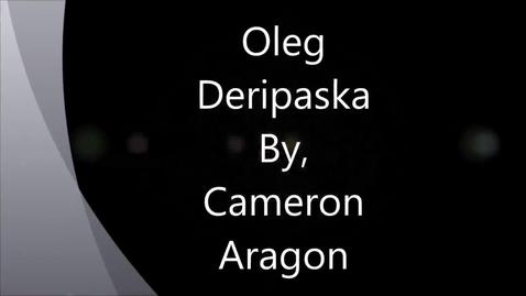 Thumbnail for entry Oleg Deripaska - Engineer