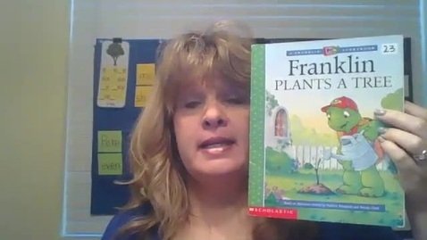 Thumbnail for entry Franklin Plants a Tree