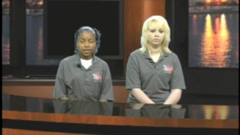 Thumbnail for entry CTTV Morning Announcements 03-01-10