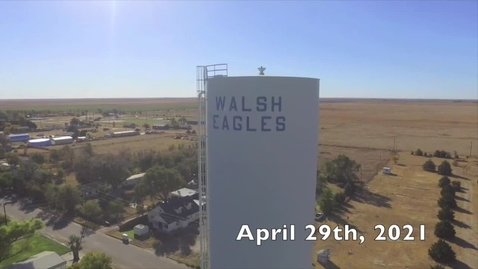 Thumbnail for entry 10. Walsh HS Newz 27 Broadcast (4-29-21)