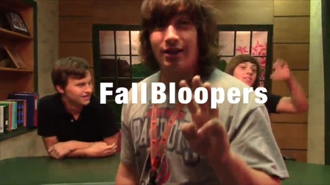 Thumbnail for entry Fall Bloopers