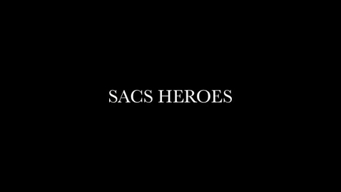 Thumbnail for entry John Wearly:  SACS Hero