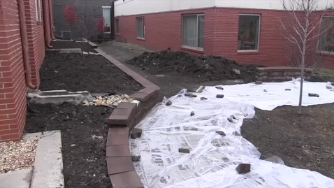Thumbnail for entry JB's New Courtyard