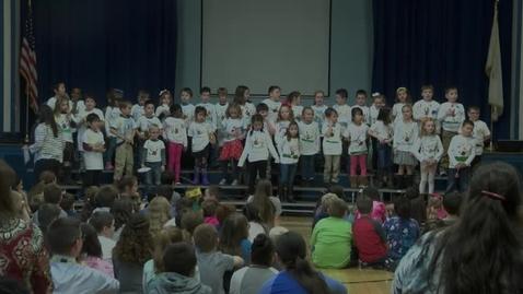 Thumbnail for entry Atherton Hough 1st Grade Thanksgiving Celebration