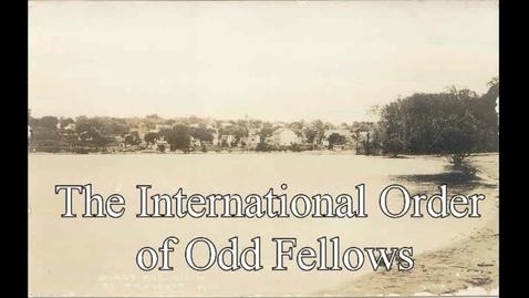 Thumbnail for entry The International Order of Odd Fellows Hall - Prescott, WI