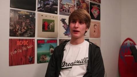 Thumbnail for entry Humans of Mehlville - Chris Hopwood