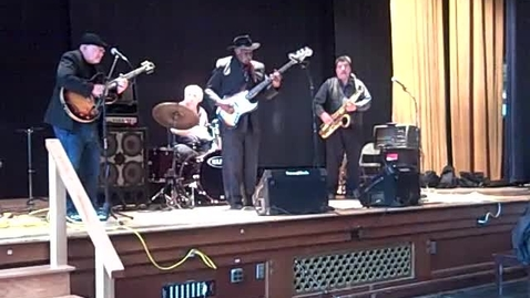 Thumbnail for entry The Ernie William's Band @ NCS (Unedited clips)