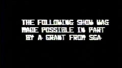Thumbnail for entry UPC TV 5-5-1989 Show