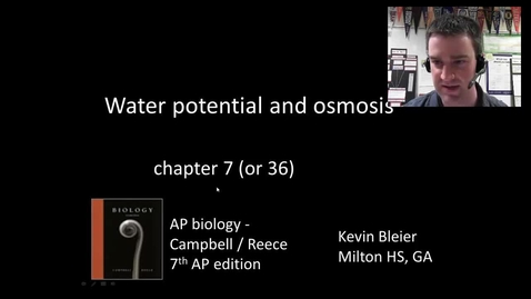 Thumbnail for entry Water potential
