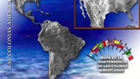 Thumbnail for entry Independencia de las colonias americanas