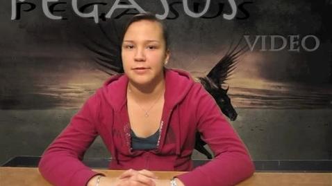 Thumbnail for entry Pegasus News Video