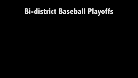 Thumbnail for entry Cinco Ranch Baseball - Trent Bowles' Walk-Off Grand Slam to win the Bi-District Championship