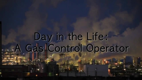 Thumbnail for entry PMHS Presents - A Gas Control Operator