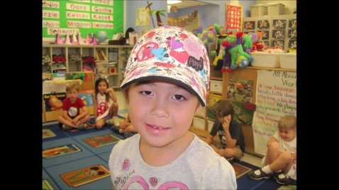 Thumbnail for entry Class of 2021 - Miscellaneous January Pics in PreK