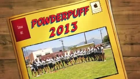 Thumbnail for entry Mission Powderpuff Game 2013