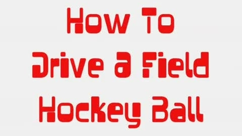 Thumbnail for entry Field Hockey