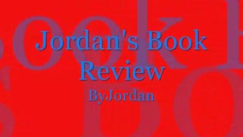 Thumbnail for entry Immer:  Jordan