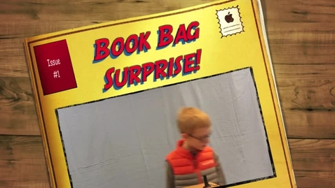 Thumbnail for entry Marley's Book Bag Surprise