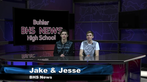 Thumbnail for entry BHS News November 4th
