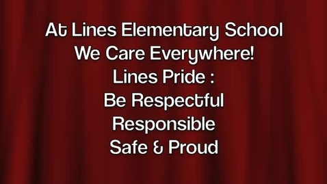 Thumbnail for entry Lines Assembly Oct.2011: Lines Pride & Handling Bullying Behavior