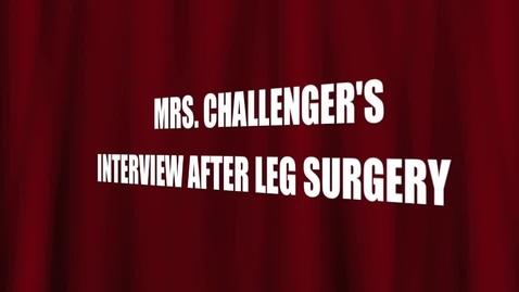 Thumbnail for entry Mrs. Challenger Returns